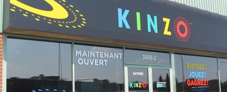 Photo d'une salle de Kinzo au Canada